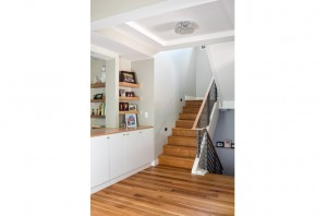 Melton basement remodel