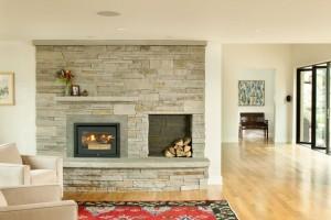 Melton Design Build Living Room Remodel
