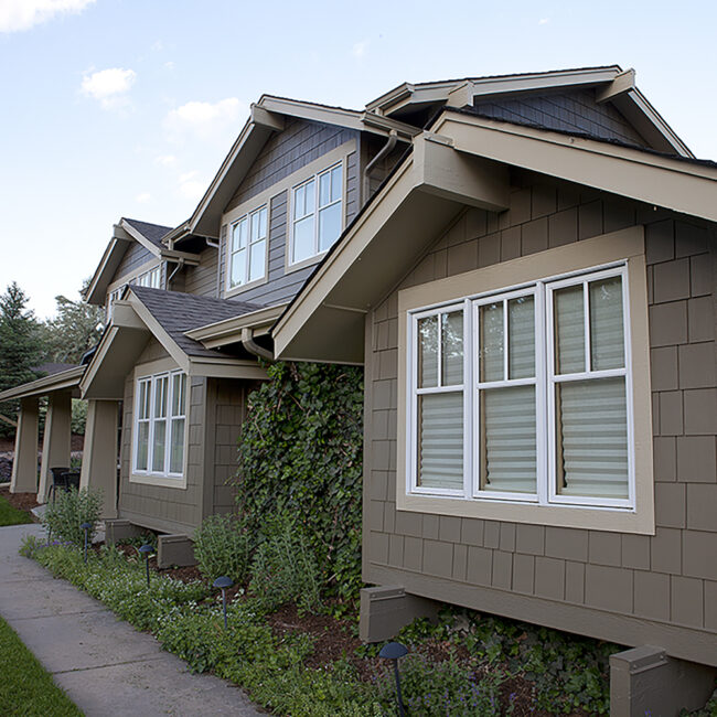 Exterior Updated Melton Design Build Boulder Colorado Remodel