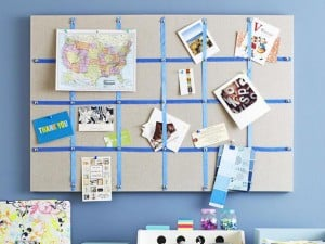 Craft Room Inspiration Board