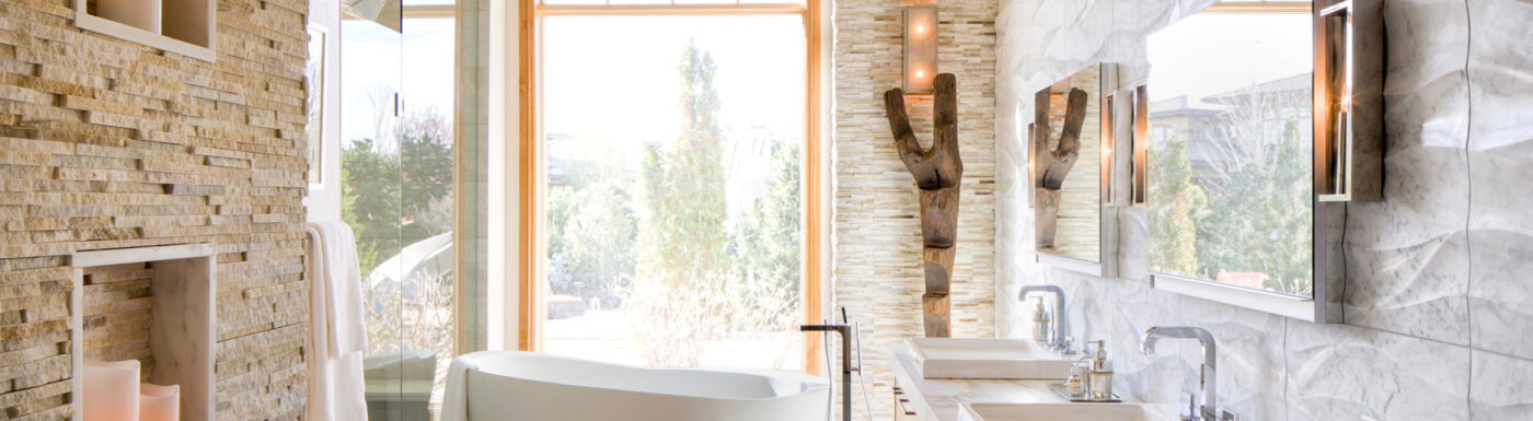 Master Bathroom Remodel Melton Design Build Boulder Colorado