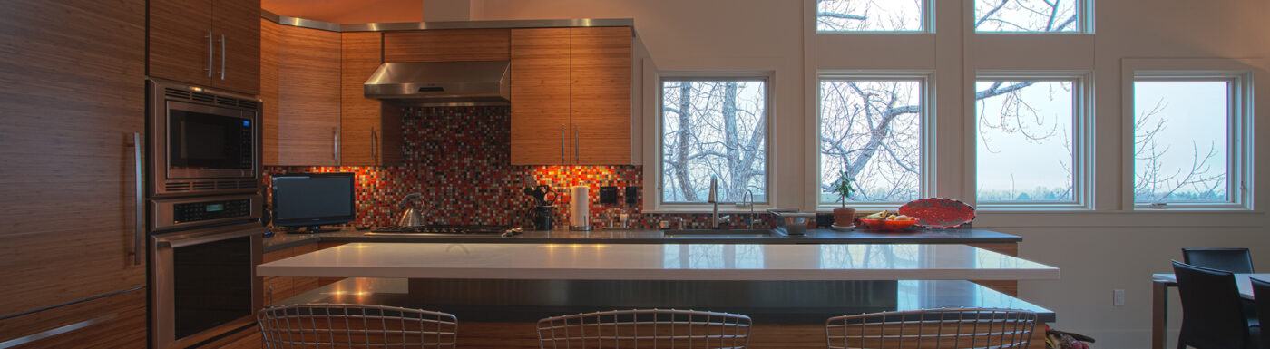 Creative Custom Home Melton Design Build Boulder Colorado