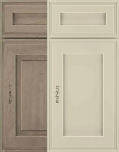 Omega Dynasty cabinet doors for 2015