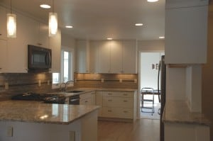 Melton Design Build kitchen remodel