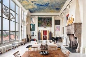 Residential Remodel Open Floor Plan Studio