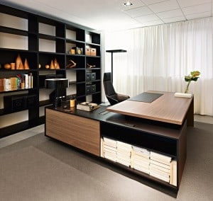 Modern home office design Boulder