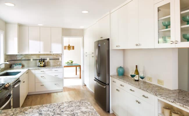 Light and Bright Boulder Kitchen Remodel Melton Design Build