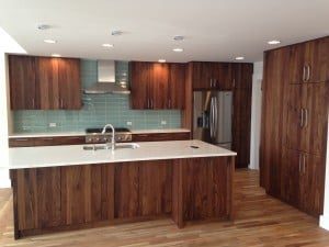 South Boulder Kitchen with Walnut Cabinetry