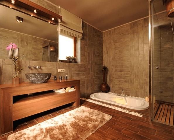 Spa-Like Bathroom Remodel Inspiration | Melton Design Build
