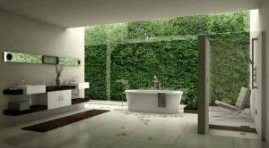 Indoor Outdoor Bath