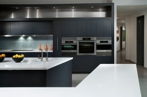 Gray & Steel Kitchen