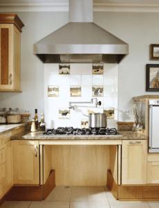 homedesignersoftware.com- Open bottom stove top