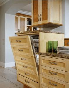 homedesignersoftware.com- hidden dishwasher