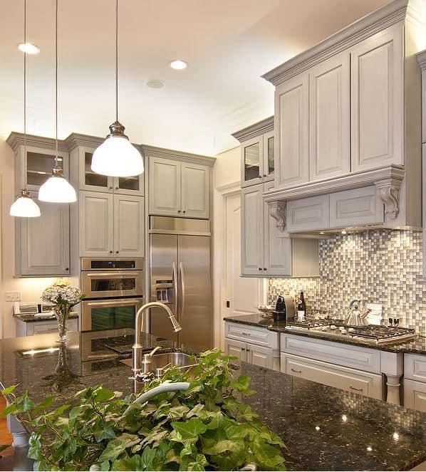 On Trend Monochromatic Palettes In The Kitchen Melton Design Build