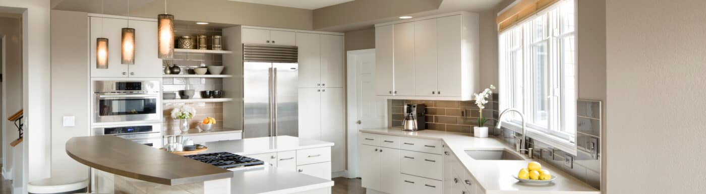 Melton Stylish Kitchen Remodel Header Image