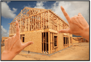 Envisioning a new home being built