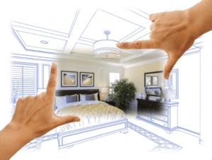Master Bedroom Design Visualization