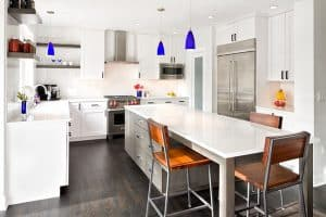 Pine Brook Hills Remodel - Kitchen Overall