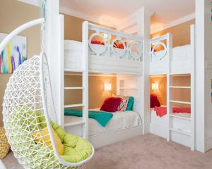 Kids Bunk Beds - Houzz.com - Beaton's Runion Resort Home