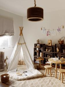 Houzz.com - Jute Interior Design - San Anselmo Play Room - Plush Rug
