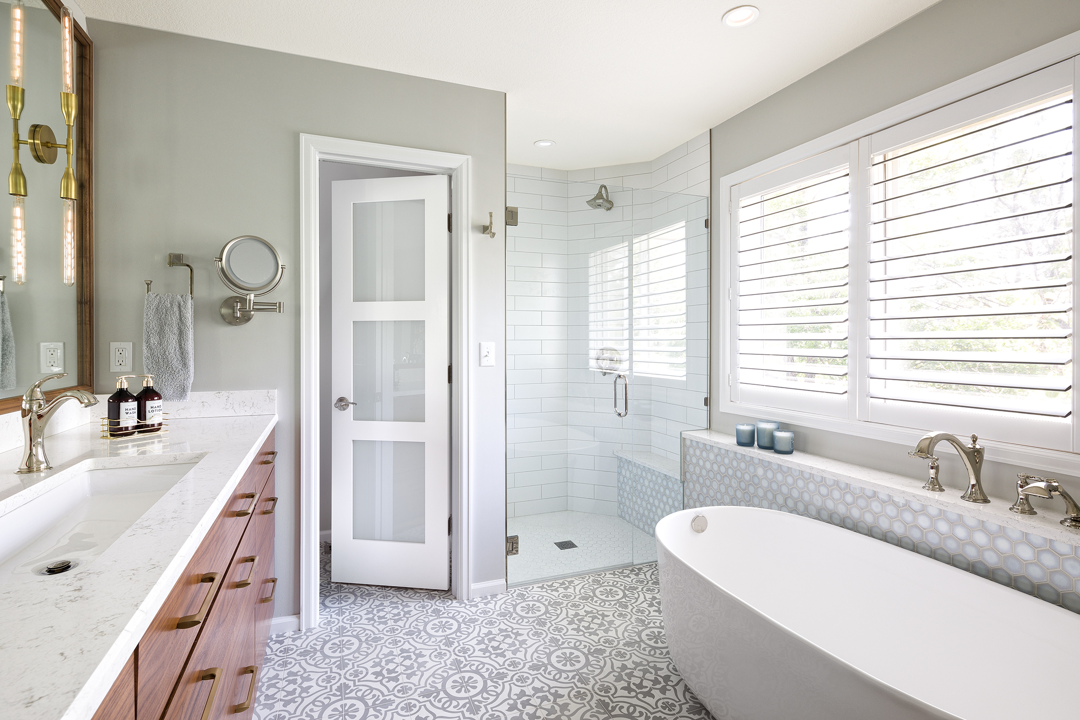 Private Retreat Melton Design Build Boulder Colorado Bathroom Remodel Master