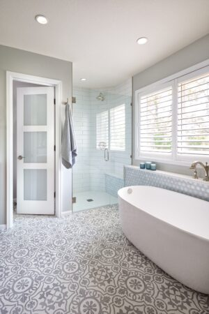 Private Retreat Melton Design Build Boulder Colorado Master Bathroom Remodel