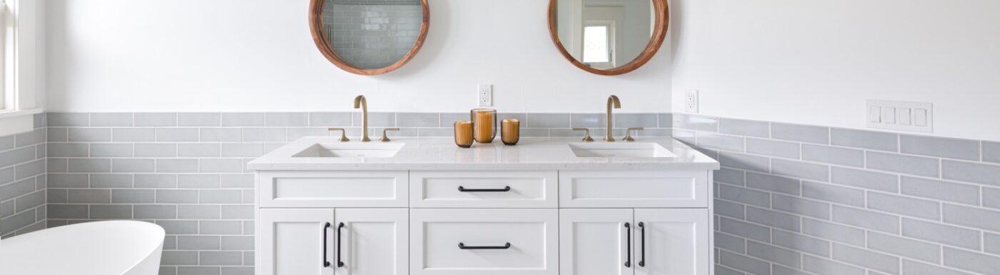 Melton Design Build Boulder Colorado Home Remodel Subway Tiles