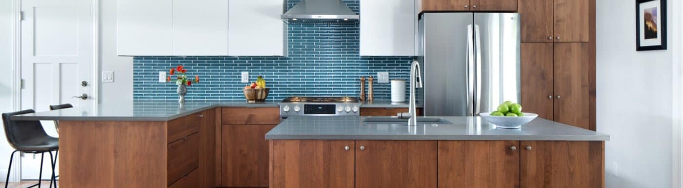 Vibrant Kitchen Remodel Boulder Colorado Melton Design Build