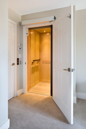 Melton Design Build Boulder Colorado Whole Home Remodel Elevator
