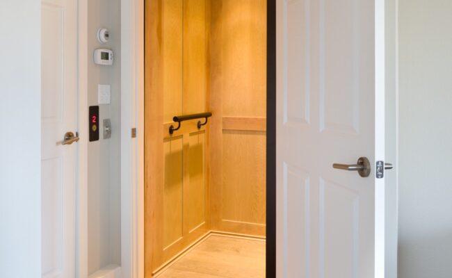 Melton Design Build Boulder Colorado Whole Home Remodel Elevator
