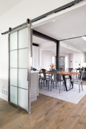 Melton Design Build Boulder Colorado Whole Home Remodel Dining Room