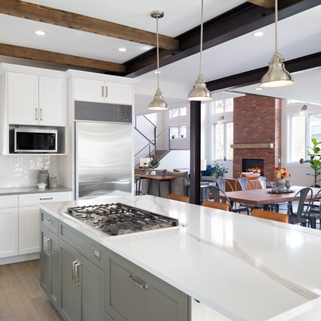Melton Design Build Boulder Colorado Whole Home Remodel Kitchen