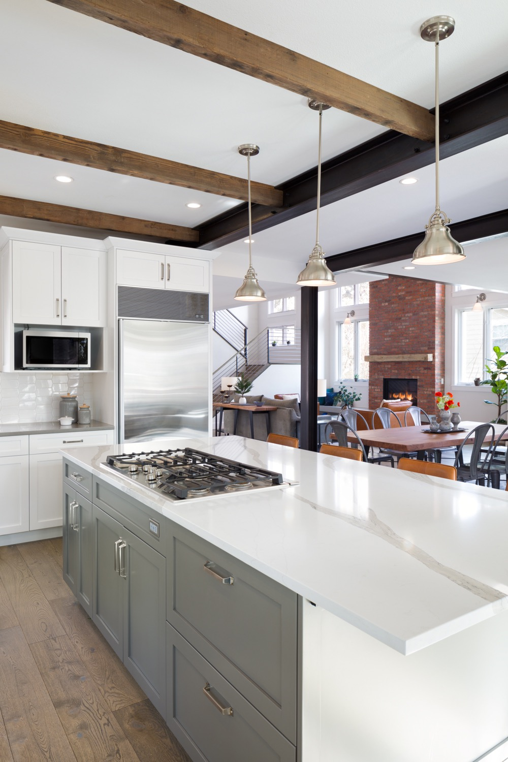 Melton Design Build Boulder Colorado Whole Home Remodel Kitchen
