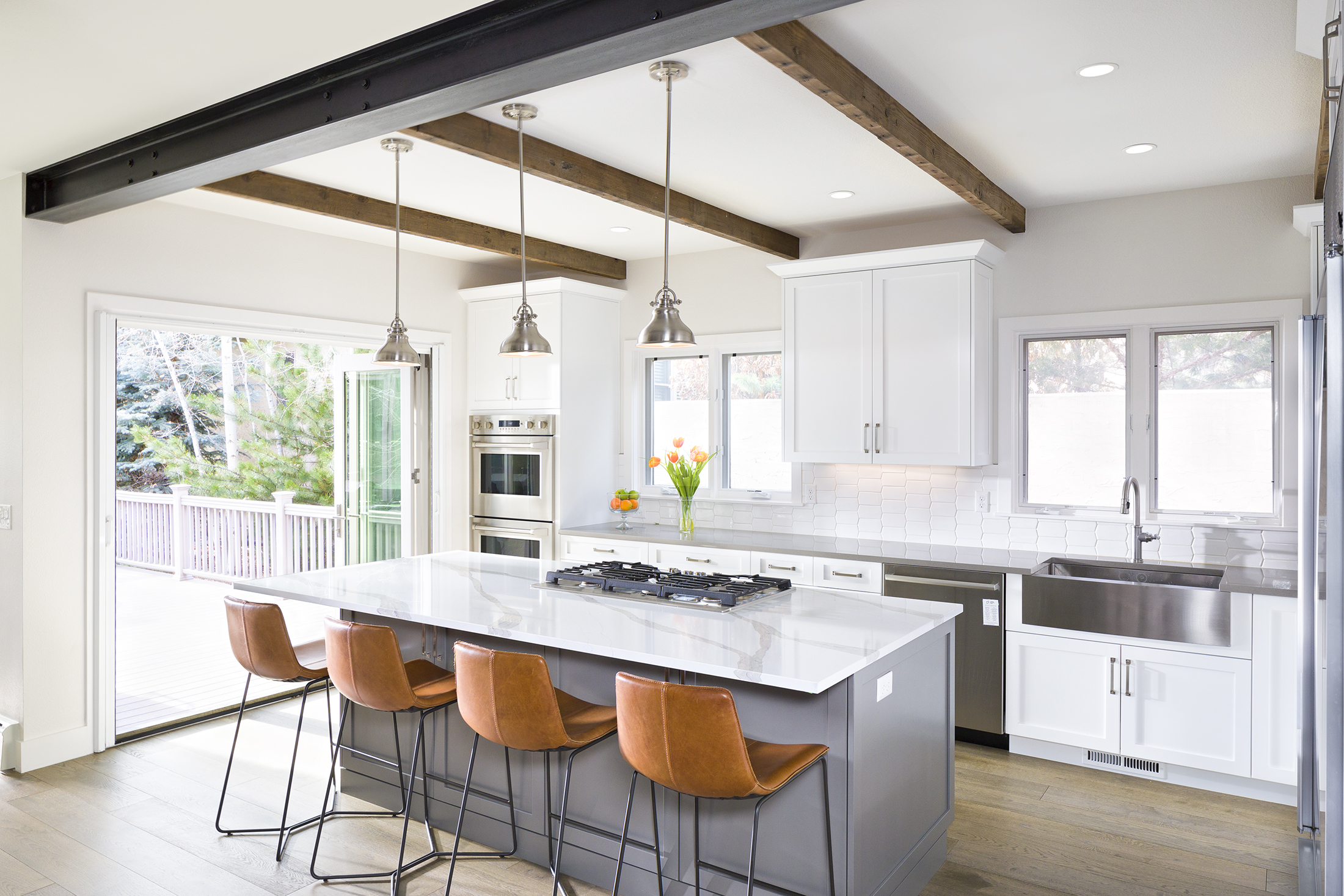 Melton Design Build Refined Industrial Boulder Colorado