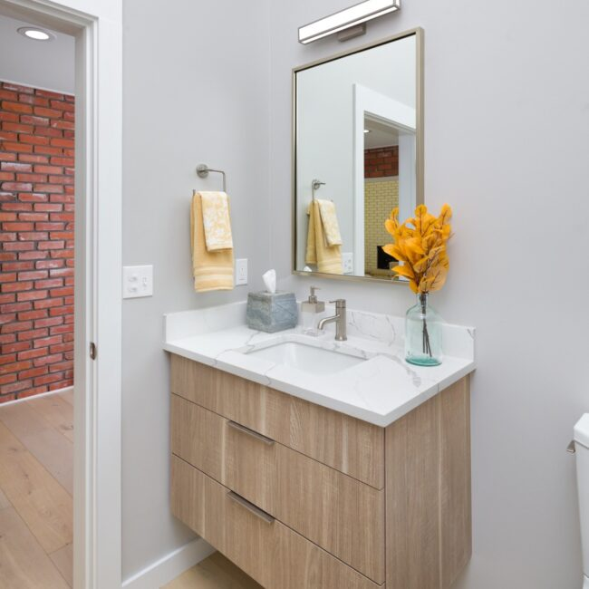 Melton Design Build Boulder Colorado Remodeler Contemporary Bathroom