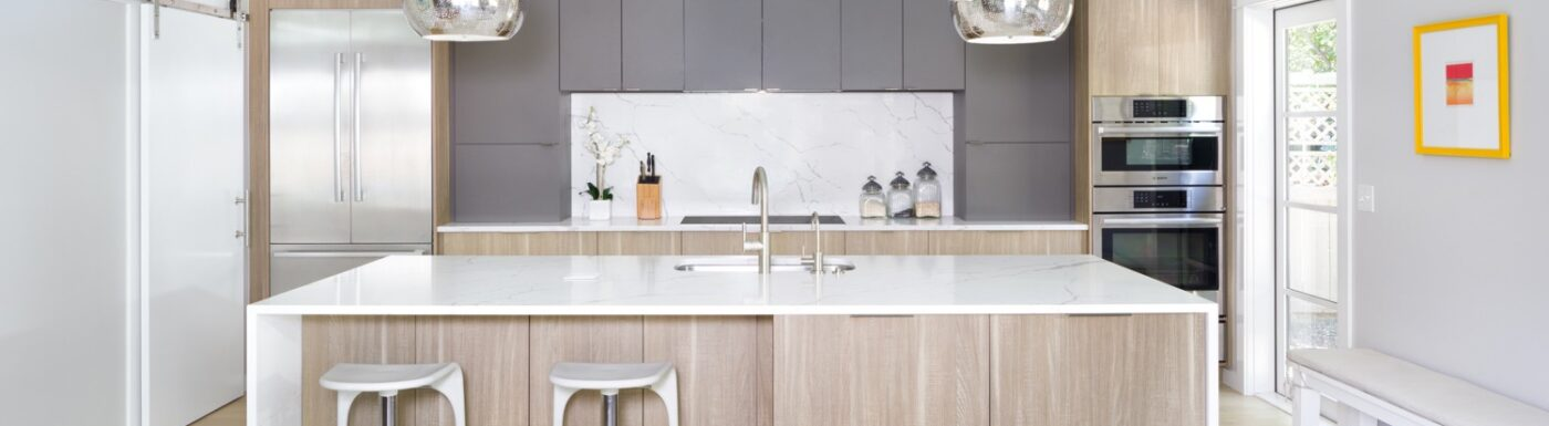Grey Kitchen Melton Design Build