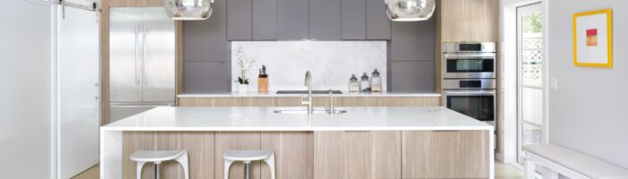 Grey Kitchen Melton Design Build