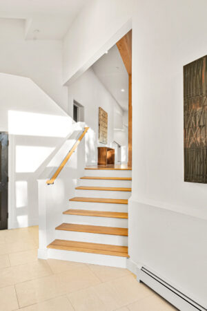 Custom Mountain Home - Entry Way