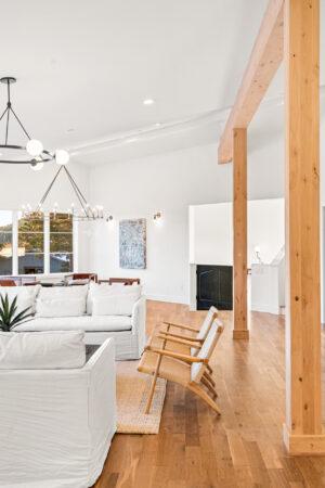 Custom Mountain Home - Grand Room