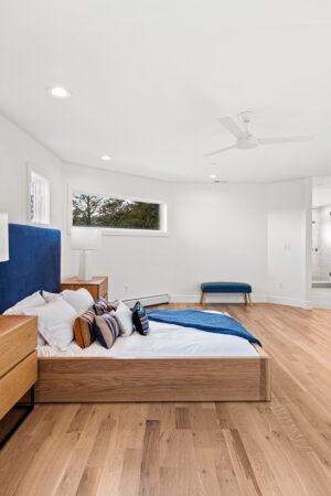 Custom Mountain Home - Primary Bedroom