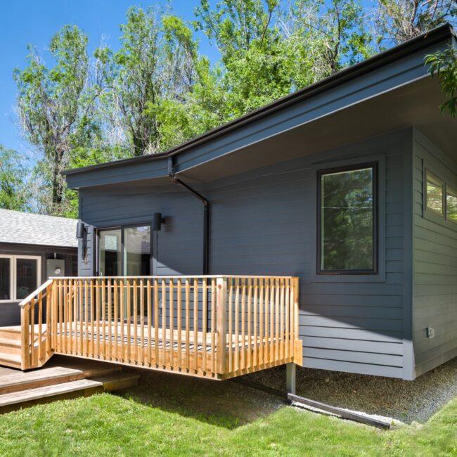 Melton Design Build ADU Boulder Colorado Remodel Renovation